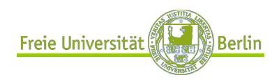 Referenzen Freie Universität Berlin