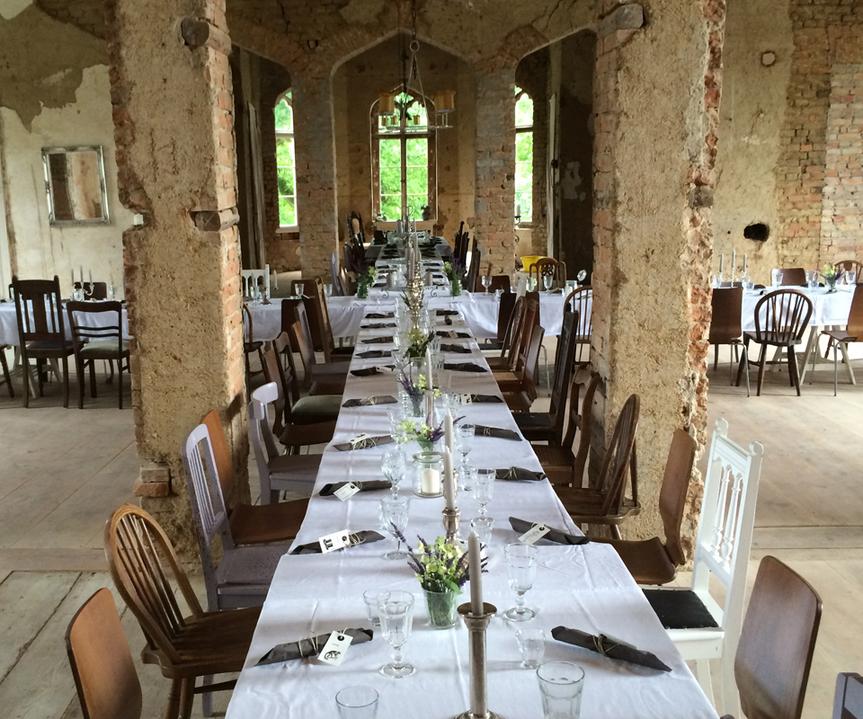 Catering für Events, Lunch und Hochzeiten